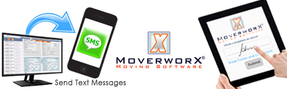 send text sms from the software