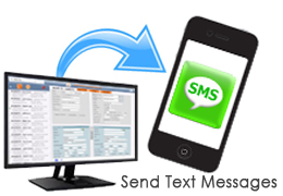 Send SMS Text Messages